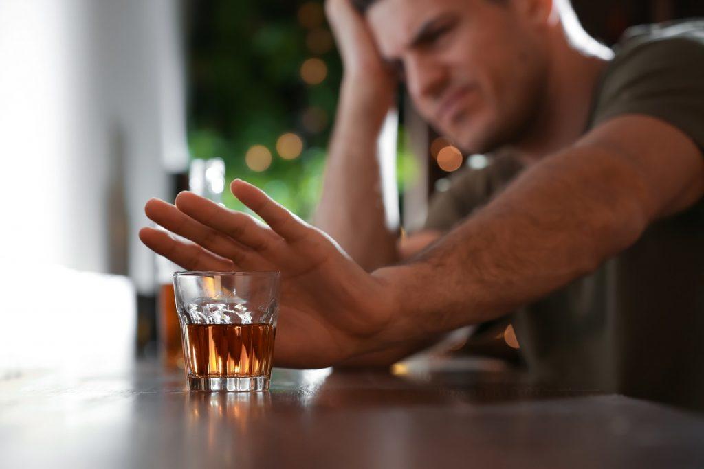 alcohol treatment